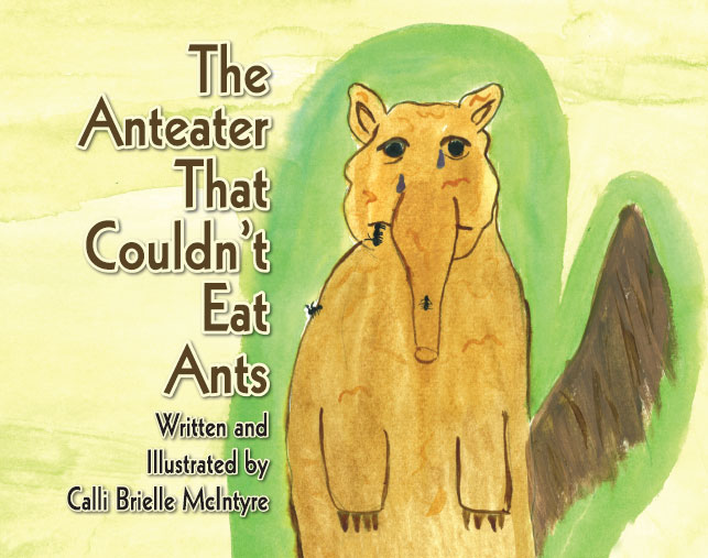 The Anteater That Couldn't Eat Ants